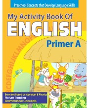 My Activty Book of English Primer A
