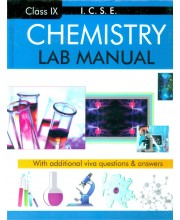 ICSE Chemistry Lab Manual Class 9