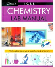 ICSE Chemistry Lab Manual Class 10
